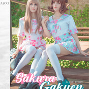 Sakura Gakuen photoshoot