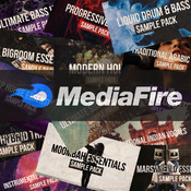 ACCESS TO ALL FREE SAMPLE PACKS - MEDIAFIRE | DIRECT DOWNLOADS