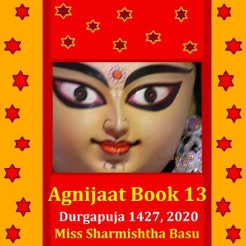 Agnijaat Book 13, Durgapuja 1427, 2020