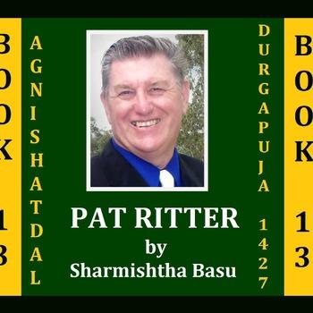 Agnishatdal Book 13, Durgapuja 1427, 2020, Pat Ritter