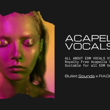 It's All About EDM Vocals Vol.3