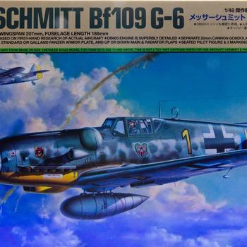 Messerschmitt Bf109 G-6 Model