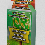 Cards for the Aspiring Millionnaire