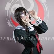 Touko Fukawa photoshoot