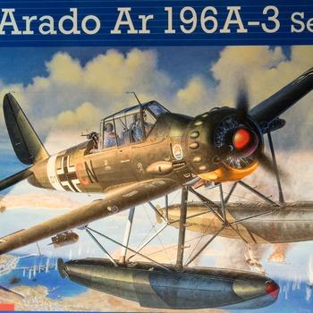 Ar196A-3 Arado Model