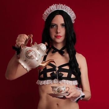 Bandage Lingerie Maid