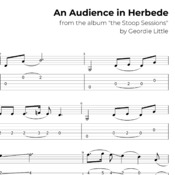 An Audience in Herbede (Tab/Notation+ mp3)