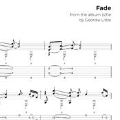 Fade (Tab/Notation + mp3)