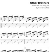 Other Brothers (Tab/Notation + mp3)