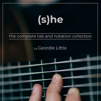 (s)he - the complete tab and notation collection + mp3 album