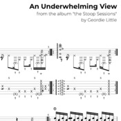 An Underwhelming View (Tab/Notation + mp3)