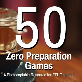 50 Zero Preparation Games