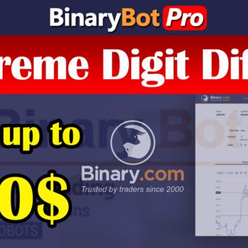 [BinaryBot-Pro] Supreme Digit Differs (17-Mar-2020)