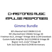 """Gimme Bundle"" Impulse Responses for Two Notes Gear (tur-format)"