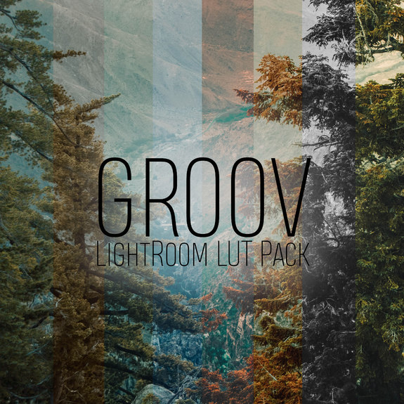 Photoshop Lightroom LUTs (14 Pack) - groov  Kill your