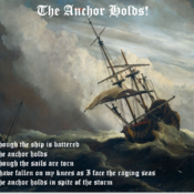 The Anchor Holds - Ray Boltz - instrumental