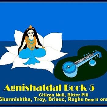Agnishatdal Book 5 Saraswatipuja 2018