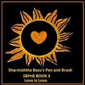 Sharmishtha Basu's Pen and Brush Book 3 Love is Love