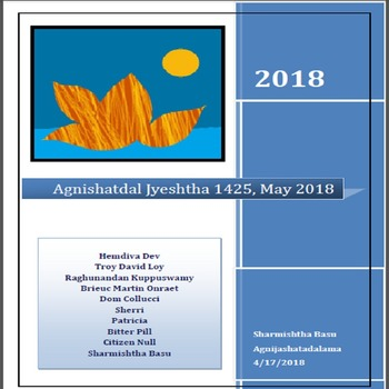 agnishatdal jyeshtha 1425, may 2018