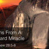 Lessons from A Graveyard Miracle