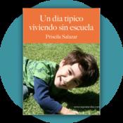 Mini e-book ilustrado: Un día típico viviendo sin escuela